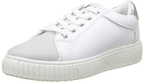 Bombes Les Bianco P'tites Sneaker Adeline 003 blanc Donna pqW54qrO