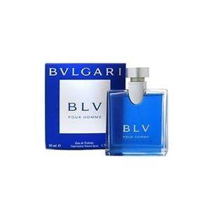 Blv Ginger Perfume - Bvlgari Blv Pour Homme Eau De Toilette Mini Cologne for Men .17 oz...