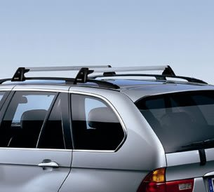 BMW Roof Rack Base Support System X5 (2000 2006)