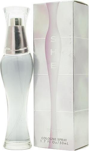 She By Revlon For Women, Cologne Spray, 1.7-Ounce (Revlon Bottle Spray)