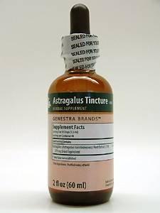 Genestra - Teinture Astragale 2 oz