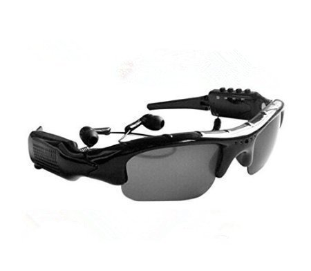 YYCAMUS Mini Camera 4 in 1 Music Sunglasses Sport Glasses for sale  Delivered anywhere in USA