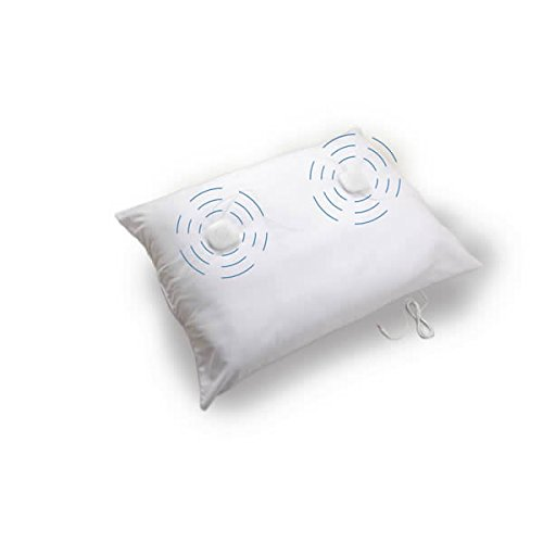 Sound Oasis SP-151 Therapy Pillow, White by Sound Oasis