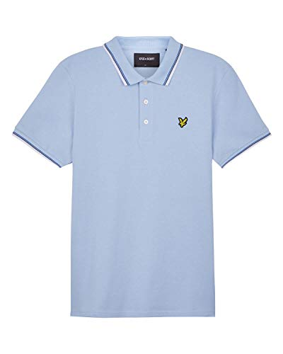 Lyle and Scott Men Tipped Polo Shirt