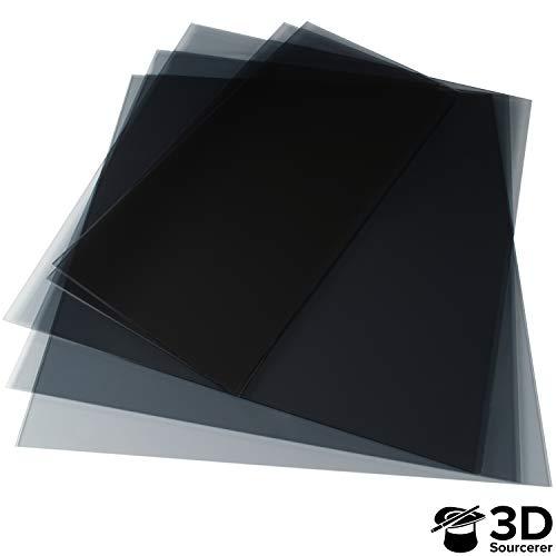 Transparent Plexiglass 3D Enclosure Precision product image