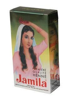 2018 Jamila Henna Natural Hair Color Dye Hair Conditioner