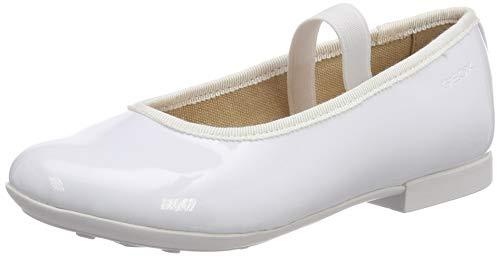 Plie' Jr C1000 D White Bailarinas Para Geox Niñas w5WAnq6wd