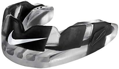 Nike Pro ハイパーフローマウスガード ブラック/ホワイト