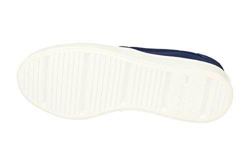 Slip Antiscivolo Adidas Originali Sulle Sneakers Da Donna Blu Bianco Aq4434
