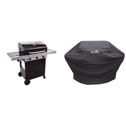 char-broil-performance-tru-infrared-450-3-burner-cart-gas-grill-cover