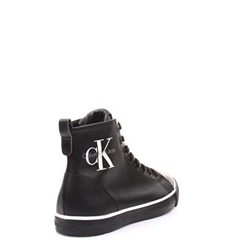Calvin S0368 modello Sneaker Jeans uomo Klein Nero Arthur fOBq5PO