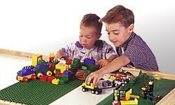 - NILO Two Sided Block Building Mat -Single [Toy] Toys