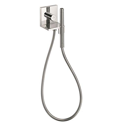 Axor 10651001  Starck Volume Control, Handshower, Wall Outlet And Holder,  Chrome