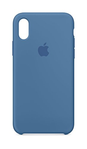 Apple-Cell-Phone-Case-for-iPhone-X-Denim-Blue