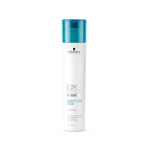 液体セント送金Schwarzkopf Bc Hairtherapy Moisture Kick Shampoo (250ml) - シュワルツコフ 水分キックシャンプー(250ミリリットル) [並行輸入品]