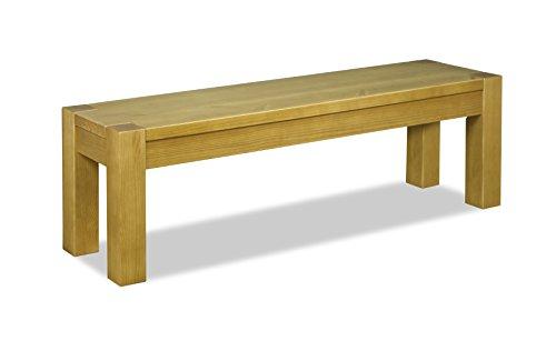 """Artefama Furniture Kubo Kitchen Bench, Garapa, 55"""""""