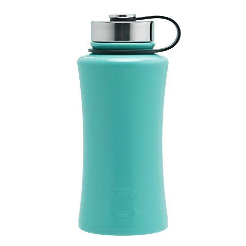 RTIC 492 Double Wall Vacuum Insulated Bottle, 32 oz, Teal