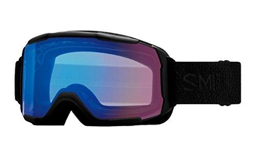 Smith Optics Women's Showcase OTG Asian Fit Snow Goggles,Black Mosaic Frame (Fit Snow)