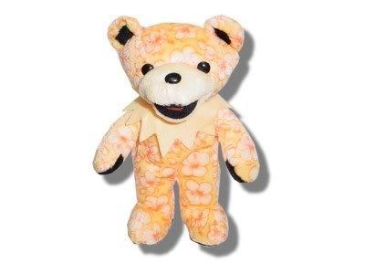 Grateful Dead Beanie Bear - 'Aloha' Hawai 8th Generation [Toy]