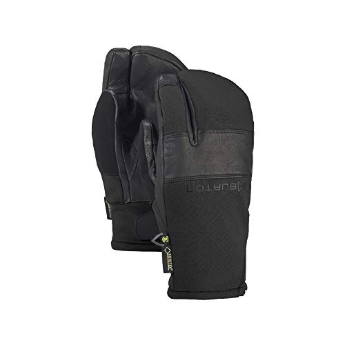 Burton AK Clutch Mitts, True Black, Large ()