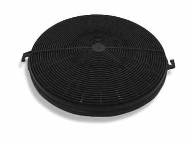filtre charbon pour hotte aspirante arthur martin electrolux faure diamtre 211