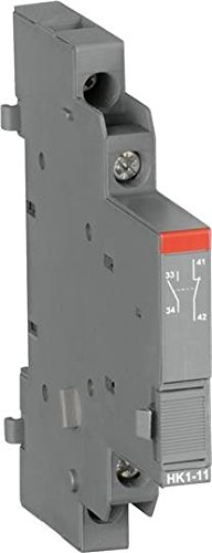 Used, ABB Auxiliary switch for motor circuit breaker MS 116 for sale  Delivered anywhere in USA