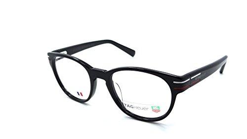 be33ae7a65a Tag Heuer Urban Phantomatik Rx Eyeglasses Frames Th 0532 001 51x21 Shiny  Black