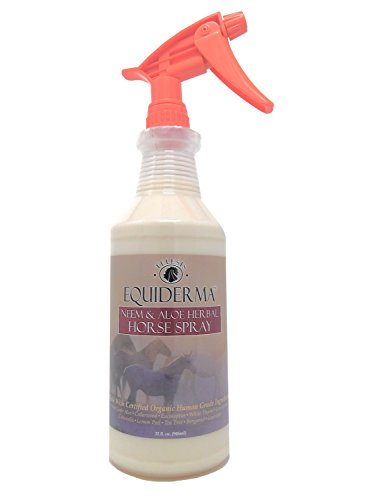 Equiderma Neem & Aloe Horse Spray 32 oz