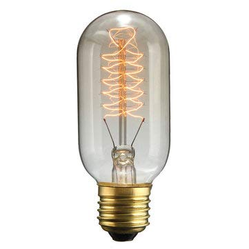 T45 E27 30W 220V 120lm Incandescent Bulb Retro Bulbs - LED Light Bulbs Incandescent Light Bulbs - 1 x Incandescent Bulb Details Pictur