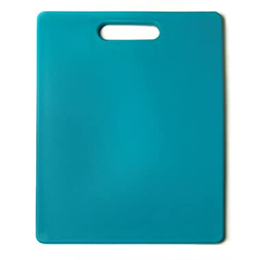 Architec The Gripper Cutting Board, 11 by 14-Inch, Turquoise