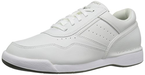 Rockport Men's M7100 Pro Walker Walking Shoe,White,12 W US