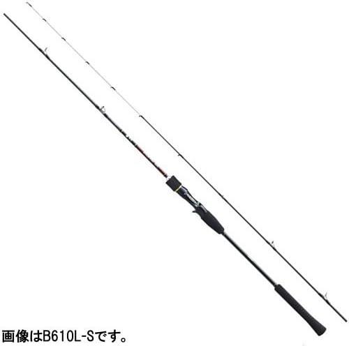 シマノ(SHIMANO)鯛ラバ ロッド 炎月 SS B610L-S 6.1フィート