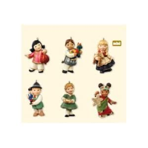 Joy to the World Children 2007 Hallmark Keepsake Ornament