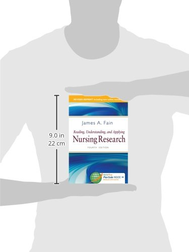 Reading, Understanding, And Applying Nursing Research, Revised Reprint Download. control Arnaldo Family Enterate Hundley