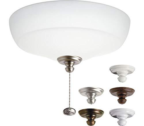 - Kichler 338150MUL Accessory Fluorescent Large Light Kit, Multiple