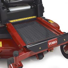 Toro 32 in. and 42 in. Rubber Floor Mat for TimeCutter SS