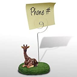 Conversation Concepts Giraffe Memo Holder
