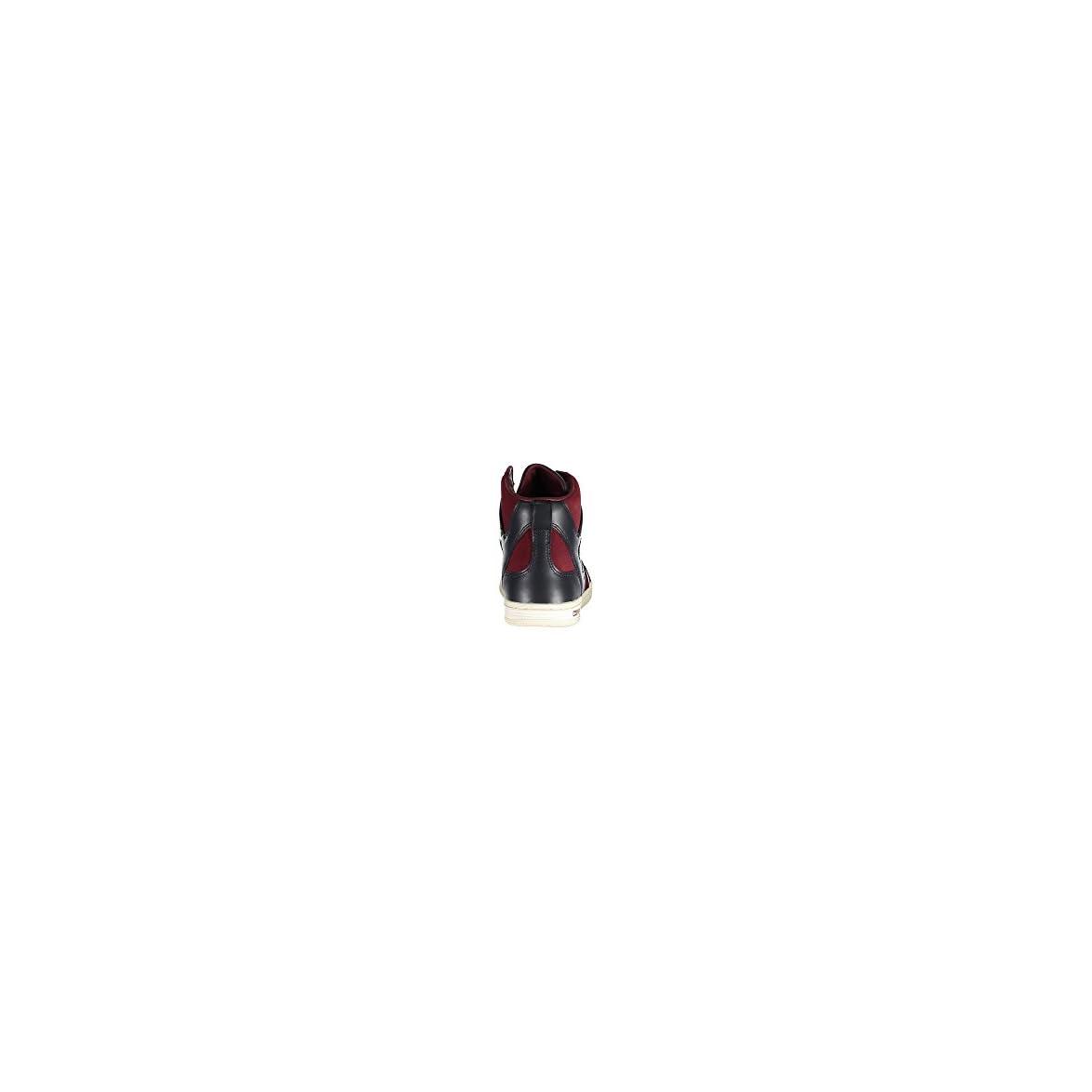 Scarpe Converse Weapon Hi Leather suede Blu E Rosse A i 2015 146710c