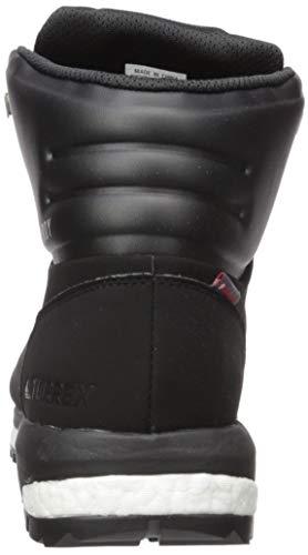 adidas Terrex Pathmaker CP Hiking Boot, Black/Scarlet/Black, 6 D US 3