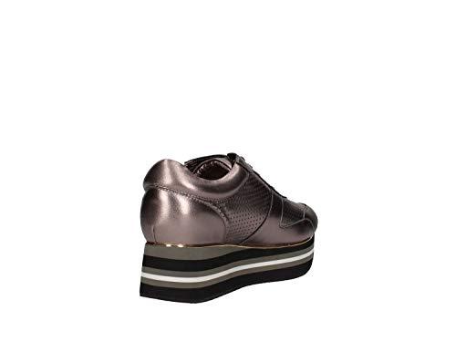Femme Gunmetal Albano Albano Femme 8164 Sneakers Albano Gunmetal Sneakers 8164 w4WqaIzWA