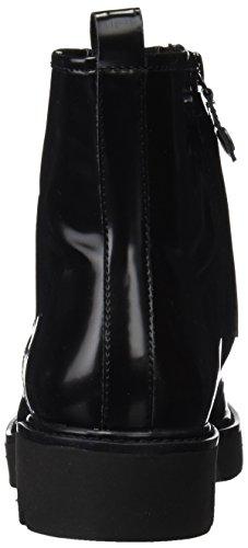 Quinlynn Black Donna A Nero Geox Stivali D 8qOS5nWw7