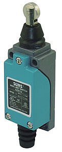 Roller Plunger Actuators - Suns International AZ-8112 AZ8 Series Roller Plunger Actuator Snap Action Compact Limit Switch - 1 Item(s)