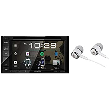 amazon com kenwood ddx25bt 6 2\