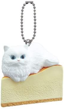 Amazon.com: Gashapon Neko Cafe 9 anicolla Series Baked Queso ...