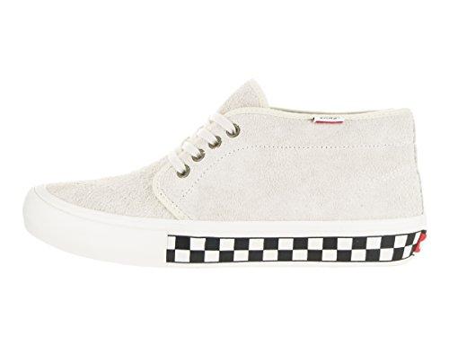 Vans Hommes Chukka Pro (dames De Rousseur) Chaussure De Skate Blanc