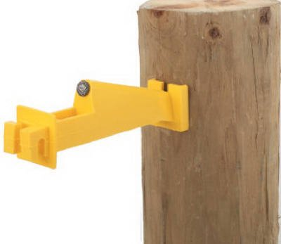 Dare Products WOODEX-5WP-15 Wood Post Insulator Extender, Yellow, 15-Ct. - Quantity -