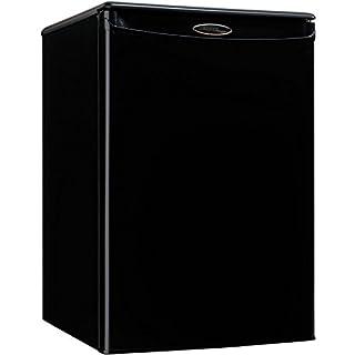 Danby DAR026A1BDD-3 Compact Refrigerator, 115 V, 15 A, 1 Door, 2.6 cu.ft, Black (B00MO6V96W) | Amazon price tracker / tracking, Amazon price history charts, Amazon price watches, Amazon price drop alerts