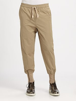 3.1 Phillip Lim Tapered Utility Pant - - Lim 3.1