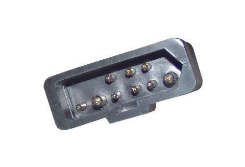 Western /& Fisher 9-PIN Plow Side Harness Repair Kit