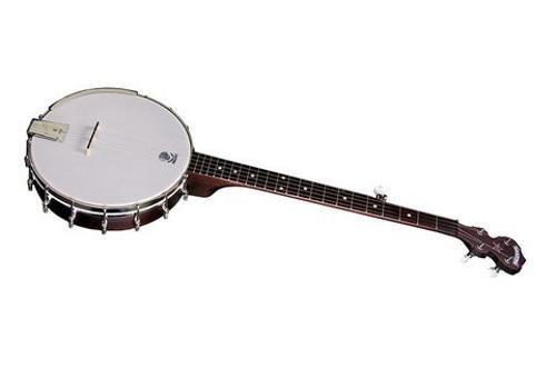 Deering Artisan Goodtime Special Open Back 5-String Banjo Guitar Natural by Deering
